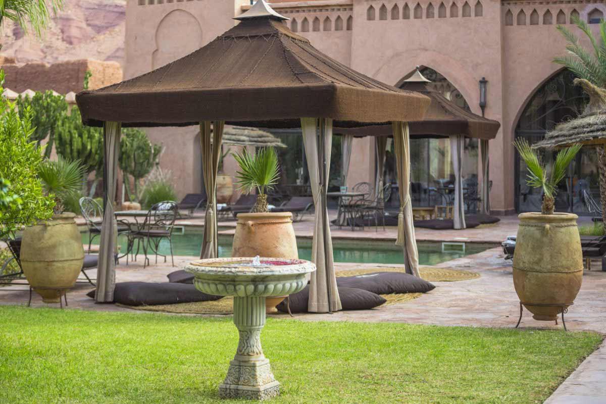 Ksar Ighnda hotel ouarzazate