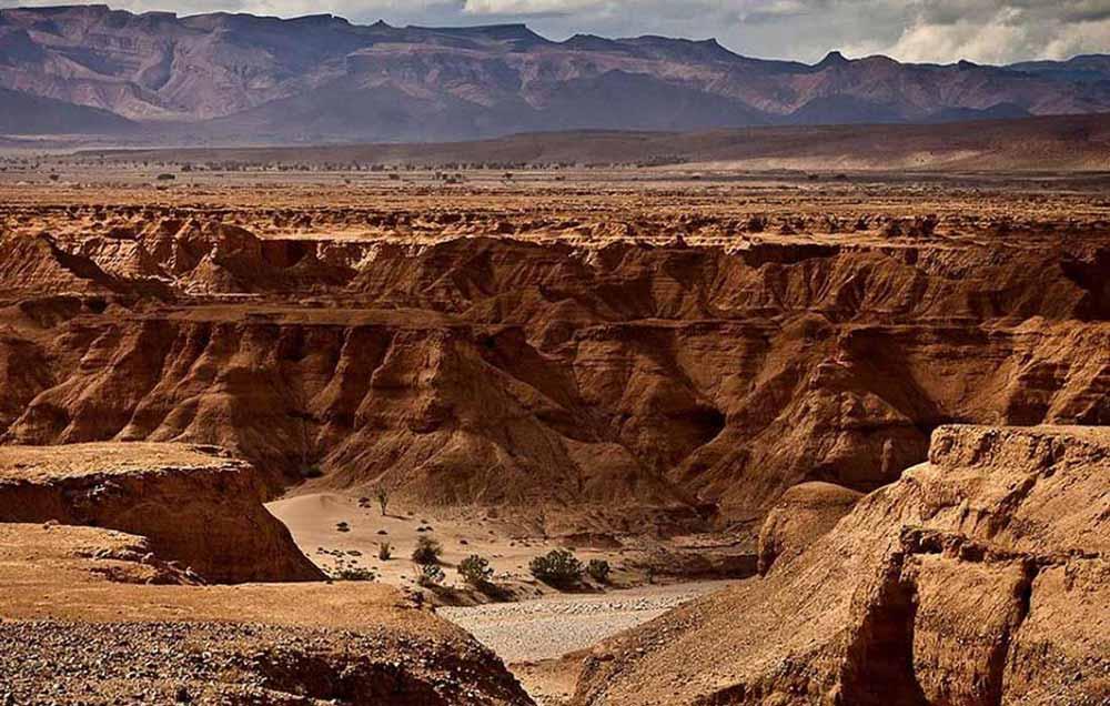 Décors Ouarzazate