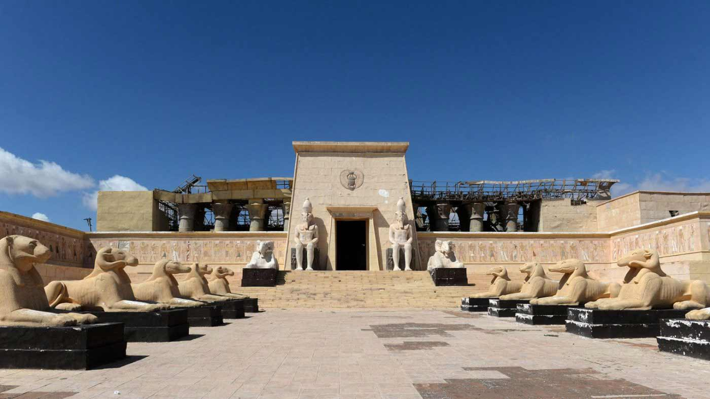 Studio de cinéma Ouarzazate
