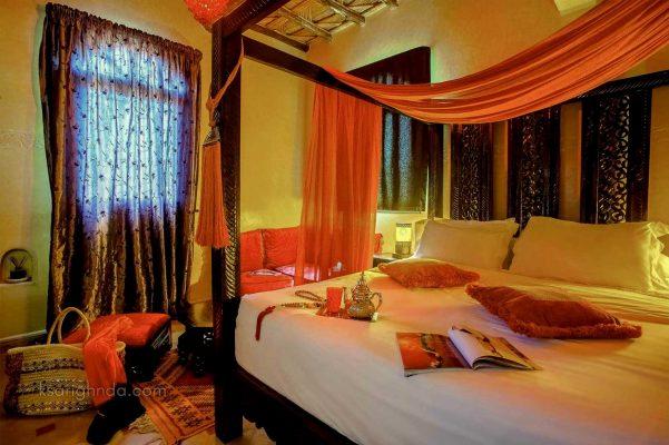 Décoration Hôtel ksar Ighnda