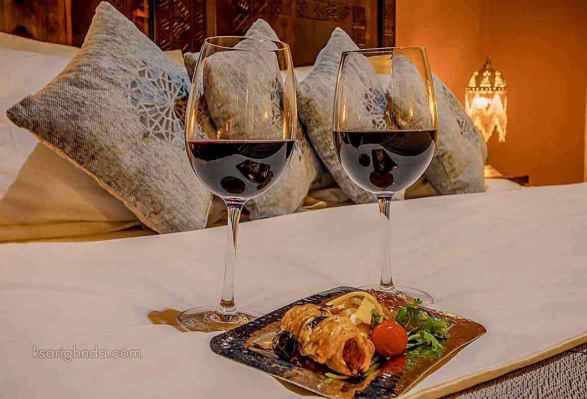 Restaurant Hôtel ksar Ighnda