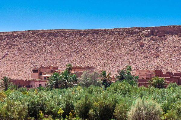 Hôtel ksar Ighnda Ouarzazate