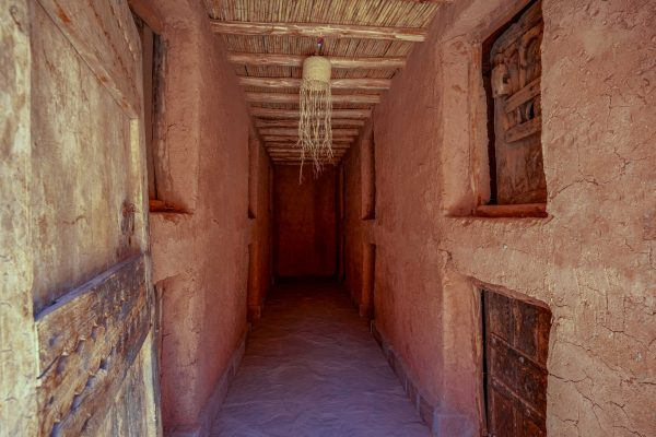 Intérieur Hôtel ksar Ighnda