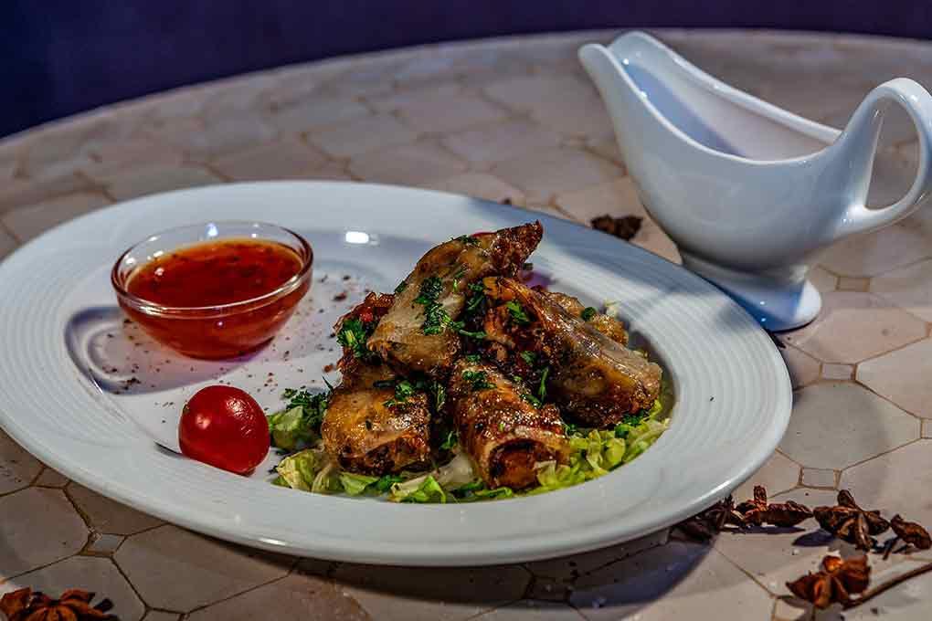menu ksar ighnda Ouarzazate