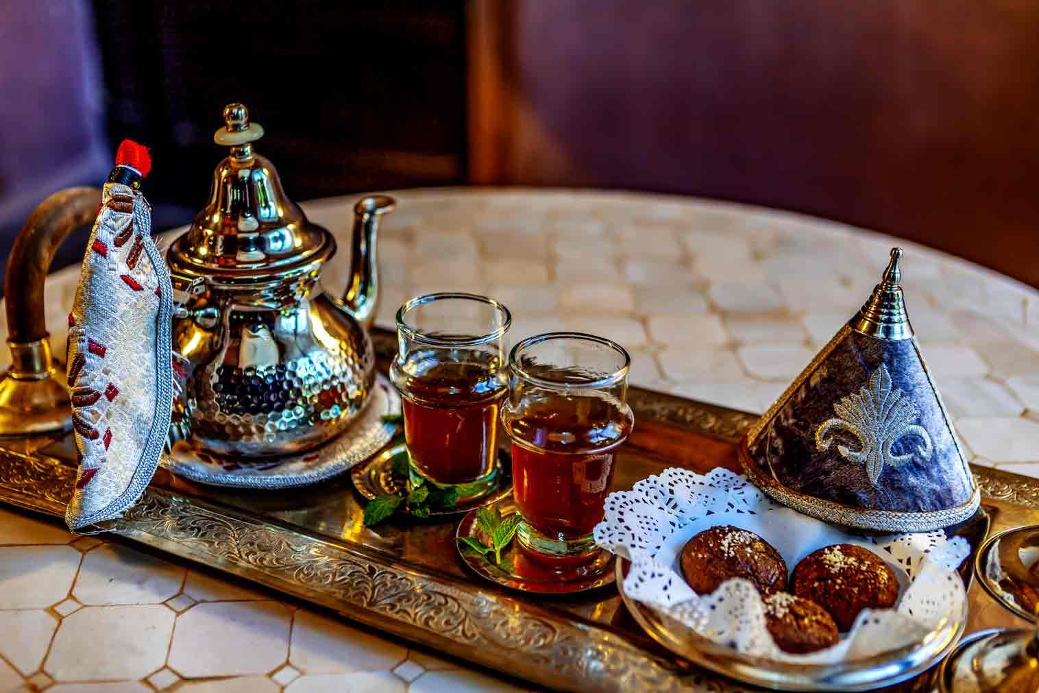 Restaurant - Ksar Ighnda