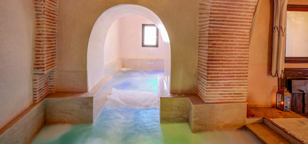 Spa - Hôtel Ksar Ighnda Ouarzazate