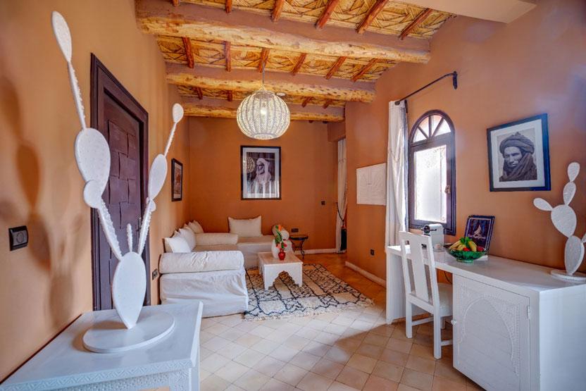Suite - Hôtel Ksar