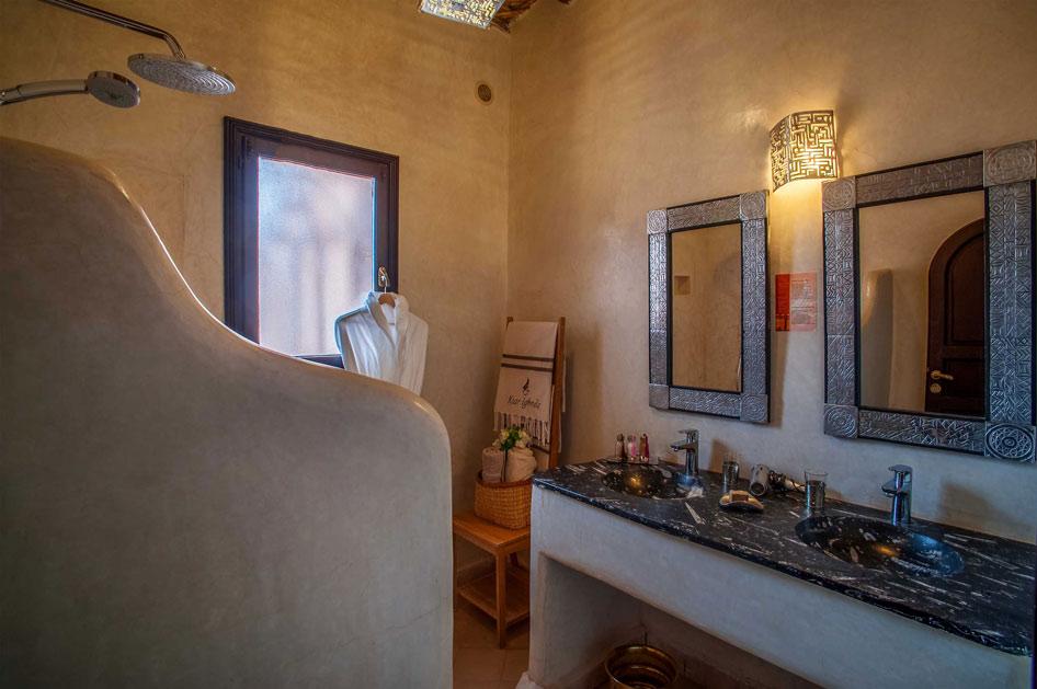 Suite - Riad Ksar Ighnda Maroc