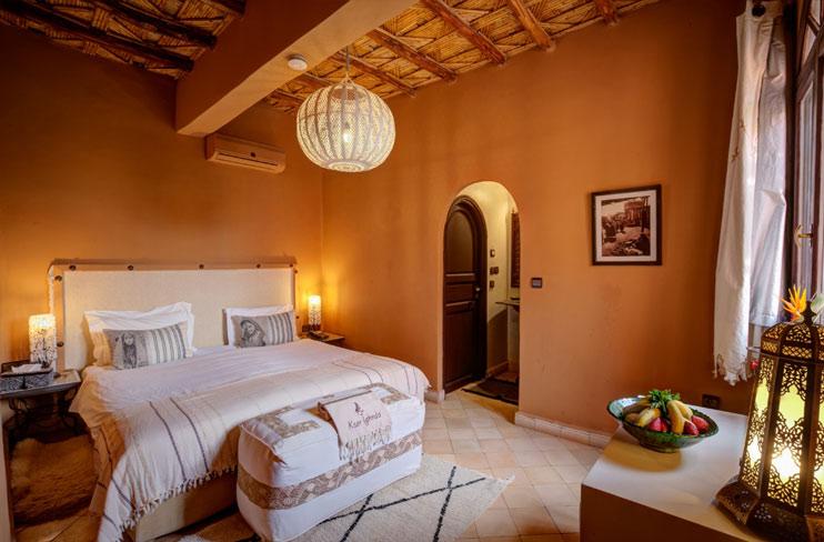 Suite - Ksar Ighnda Ouarzazate Maroc